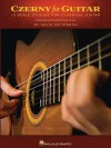 Czerny for Guitar: 12 Scale Studies for Classical Guitar - David Patterson, Carl Czerny