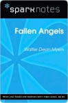 Fallen Angels - SparkNotes (SparkNotes Literature Guide) - SparkNotes Editors, Walter Dean Myers