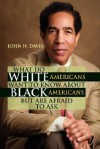 What Do White Americans Want to Know about Black Americans But Are Afraid to Ask - John H. Davis