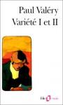 Variété I et II - Paul Valéry