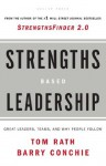 Strengths-Based Leadership - Tom Rath, Barry Conchie