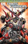 Transformers: Prime - Rage of the Dinobots - Mike Johnson, Mairghread Scott, Agustin Padilla, Ken Christiansen