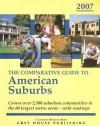 The Comparative Guide to American Suburbs - Laura Mars-Proietti
