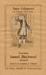 Lieutenant Samuel Blackwood (Deceased) - Emma Collingwood