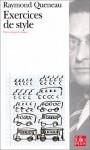 Exercices de style - Raymond Queneau, Jean-Pierre Renard