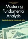 Mastering Fundamental Analysis - Michael C. Thomsett