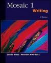 Mosaic I: Writing - Laurie Blass, Meredith Pike-Baky