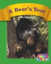 A Bear's Year - Amy Levin, Wiley Blevins