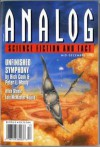 Analog Science Fiction/Science Fact Mid-December, 1995 - Stanley Schmidt