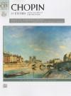 24 Etudes (Book & CD) (Alfred Masterwork) - Fr D Ric Chopin, Franz Liszt