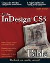 Adobe Indesign CS5 Bible - Galen Gruman