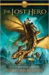 The Lost Hero Sneak Peek - Rick Riordan