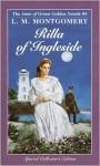 Rilla Of Ingleside (Turtleback School & Library Binding Edition) (Anne of Green Gables Novels (Pb)) - L.M. Montgomery