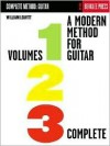 A Modern Method for Guitar: Volumes 1, 2, 3 Complete - William Leavitt