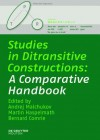 Studies in Ditransitive Constructions: A Comparative Handbook - Andrej L. Malchukov, Martin Haspelmath, Bernard Comrie