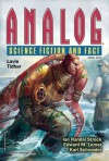 Analog Science Fiction and Fact, April 2014 - Trevor Quachri, Karl Schroeder, Jordan Jeffers, Don Webb, Eric Baylis, John Hakes, Ian Randal Stroch, Lavie Tidhar