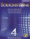 Touchstone Level 4 Workbook - Michael McCarthy, Jeanne McCarten, Helen Sandiford