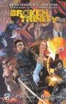 Broken Trinity Volume 2: Pandoras Box - Rob Levin, Alessandro Vitti, Bryan Edward Hill