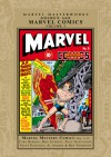 Marvel Masterworks: Golden Age Marvel Comics, Vol. 3 - Carl Burgos, Bill Everett, Paul Gustavson, Steve Dahlman, Bob Oksner, Ben Thompson