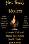 Hot Toddy Sizzlers - Joan Reeves, Janelle Taylor, Elaine Raco Chase, Cynthia Wicklund
