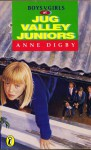 Boys v. Girls at Jug Valley Juniors (Puffin Books) (Jug Valley Juniors #1) - Anne Digby