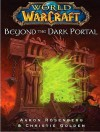 Beyond the Dark Portal - Christie Golden, Aaron Rosenberg