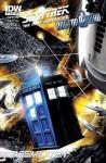 Star Trek Next Generation Doctor Who Assimilation, No. 7 - Scott Tipton, David Tipton, Gordon Purcell