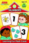 Fisher Price Preschool Flash Cards Numbers - Modern Publishing