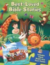 Best-Loved Bible Stories: Book and Giant Floor Puzzle - Allia Zobel Nolan