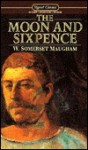 The Moon and Sixpence - W. Somerset Maugham, Perry Meisel