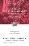 Capitulos Que Se Le Olvidaron a Cervantes - Juan Montalvo, Juan, Ángel Esteban