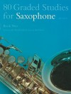 80 Graded Studies for Saxophone, Book Two: (Alto/Tenor) - John Davies, Paul Harris