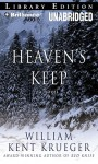 Heaven's Keep (Cork O'Connor, #9) - William Kent Krueger, Buck Schirner