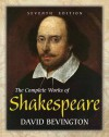The Complete Works of Shakespeare with Myliteraturelab Access Code - David Bevington
