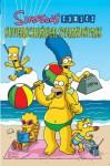 Superschräger Strandspass - Matt Groening