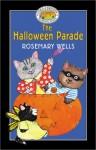 Yoko & Friends: School Days #3: The Halloween Parade: Yoko & Friends School Days: The Halloween Parade - Book #3 - Rosemary Wells, Jody Wheeler