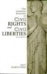 The Lanahan Readings in Civil Rights and Civil Liberties - David O'Brien