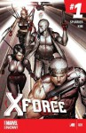X-Force (2014-) #1 - Simon Spurrier, Rock-He Kim