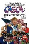 CASCA #38 The Continental (CASCA The Eternal Mercenary, 38) - Tony Roberts