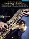 Amazing Phrasing - Tenor Saxophone: 50 Ways to Improve Your Improvisational Skills - Dennis Taylor