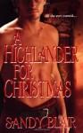 A Highlander for Christmas - Sandy Blair