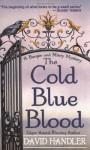 The Cold Blue Blood - David Handler