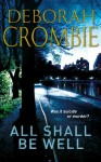 All Shall be Well - Deborah Crombie