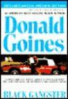 Black Gangster - Donald Goines