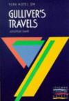 "York Notes on ""Gulliver's Travels"" by Jonathan Swift (York Notes) - A. Norman Jeffares, Suheil Bushrui"