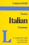 Pocket Grammar Italian - Langenscheidt