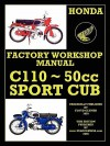 Honda Motorcycles Workshop Manual N10 1962-1969 - Motor Honda Motor