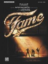 Fame (from the Motion Picture Fame): Big Note Piano, Sheet - Michael Gore, Carol Matz