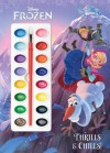 Thrills & Chills! (Disney Frozen) (Deluxe Paint Box Book) - Cynthia Hands, Walt Disney Company