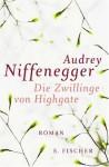 Die Zwillinge von Highgate - Audrey Niffenegger, Heikko Deutschmann (Sprecher)